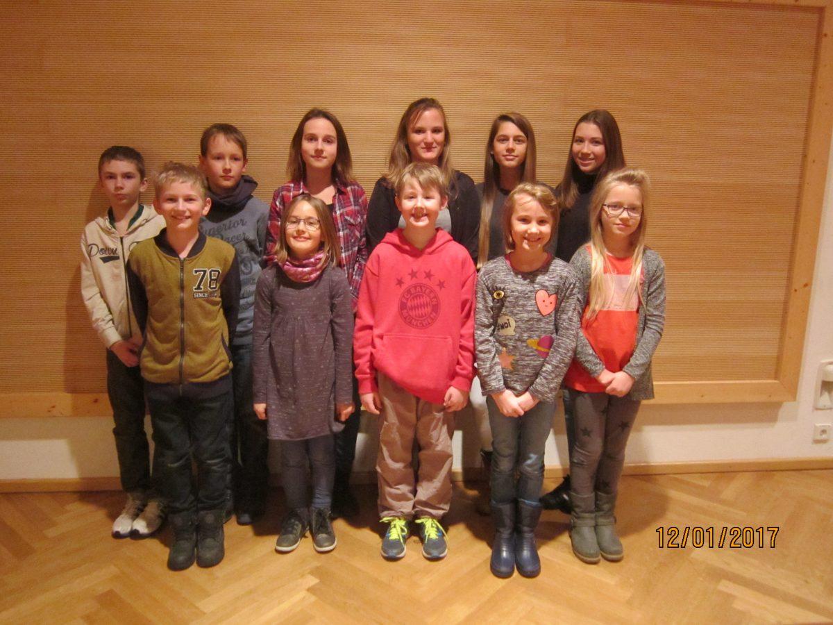 """Jugendtheater 2017 """"Der kleine Wassermann"""""""