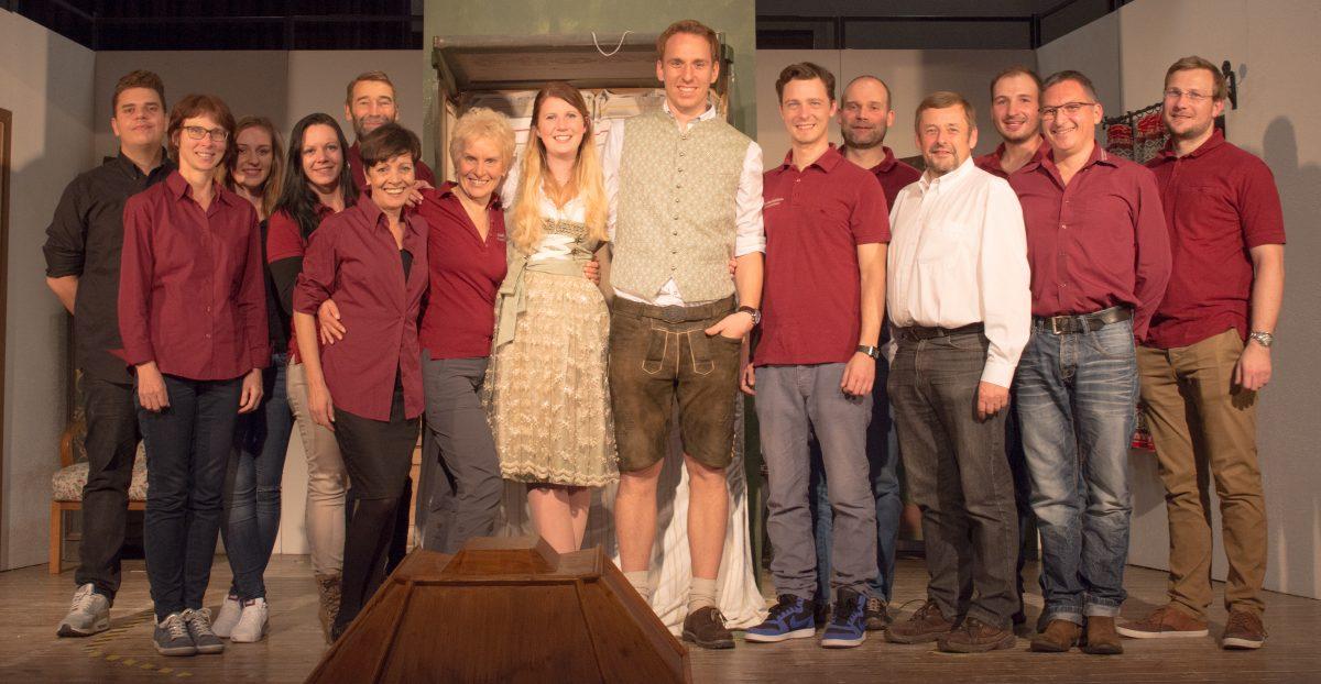 """Das war unser Theater 2017 """"Himmel und Hölle"""""""