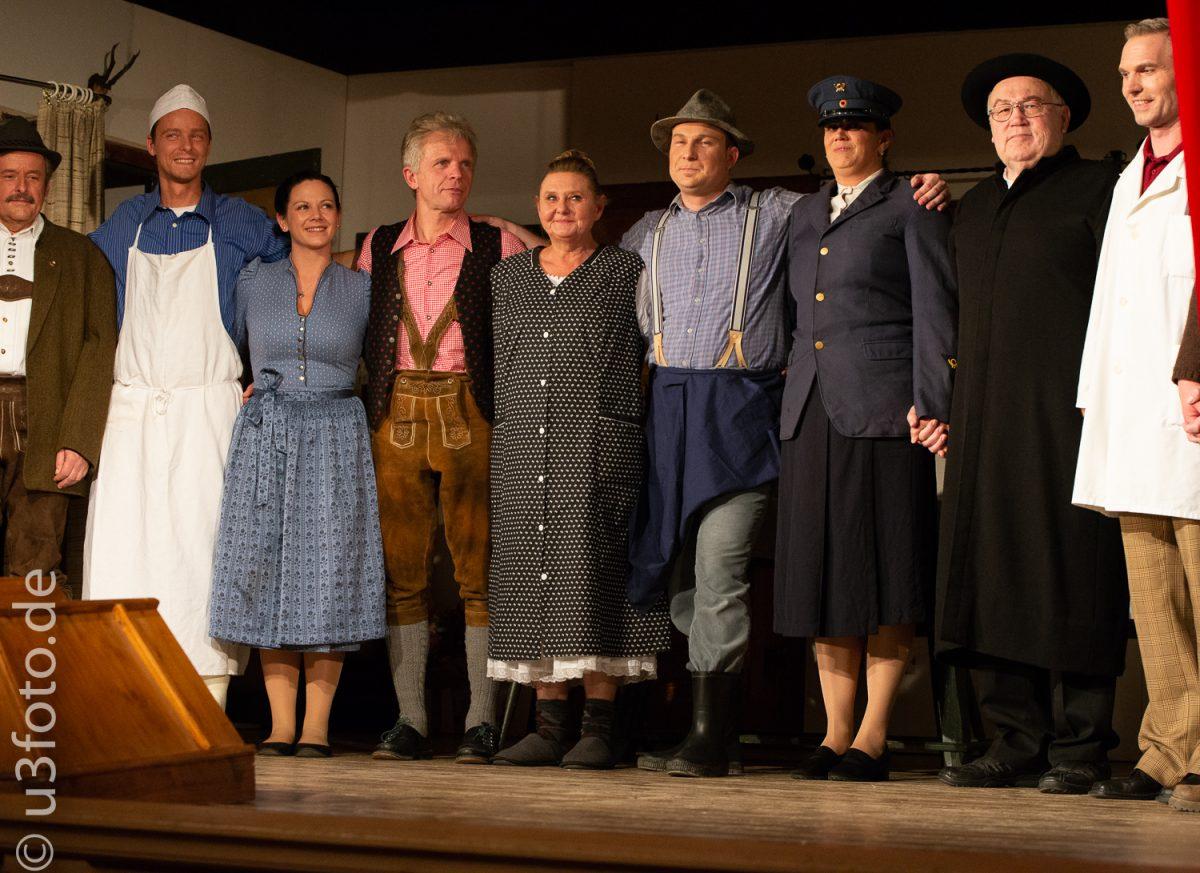 """Theater 2018 """"Schweinernes in Büchsen"""""""